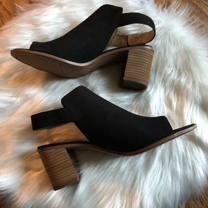 Francosarto helix block heel sandal 9m
